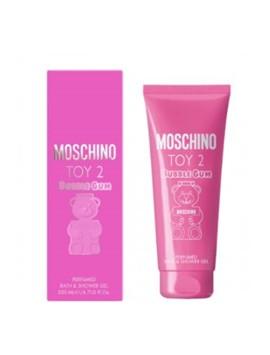 MOSCHINO TOY 2 BUBBLE GUM gel doccia 200 ml