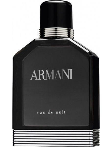 Armani EAU DE NUIT Pour HOMME Eau de Toilette 100ml 3605521695178