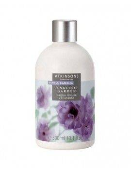 Atkinsons English Garden GENTLE CAMELIA Bagno Doccia Vellutante 300ml