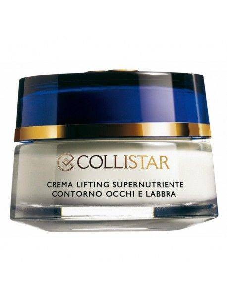Collistar CREMA LIFTING SUPERNUTRIENTE Contorno Occhi e Labbra 15ml 8015150240208