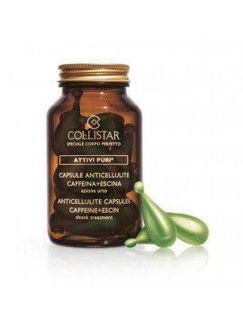Collistar ATTIVI PURI Capsule Anticellulite caffeina + escina azione urto per tutti i tipi di cellulite