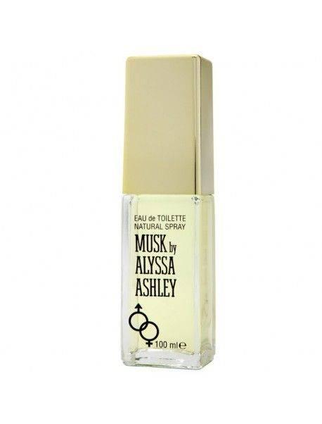 Alyssa Ashley MUSK BY ALYSSA Eau de Toilette 100ml 3495080707036