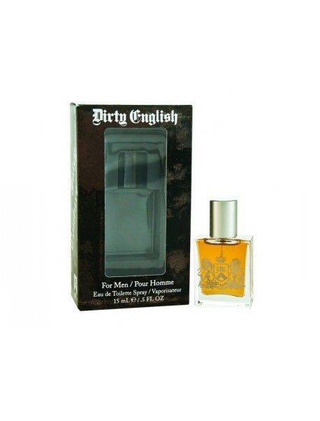Dirty English Eau de Toilette 15ml 0719346558303