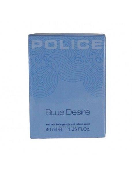 Police BLUE DESIRE Eau de Toilette 40ml 0679602391245