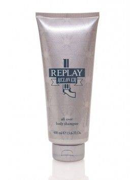 Replay RELOVER For HIM Shower Gel 400ml