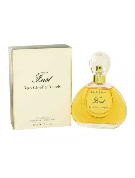 Van Cleef & Arpels FIRST Eau de Toilette 100ml 3386460004978