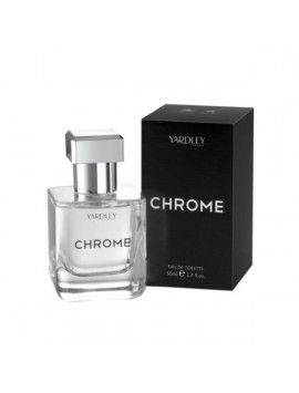 Yardley CHROME Eau de Toilette 50ml