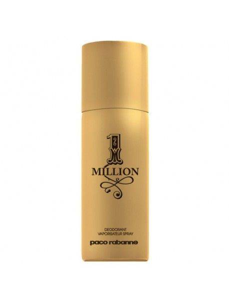 Paco Rabanne 1 MILLION Deodorant Spray 150ml 3349668530502