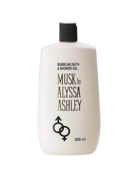 Alyssa Ashley MUSK BY ALISSA Shower Gel 500ml 3434730735838