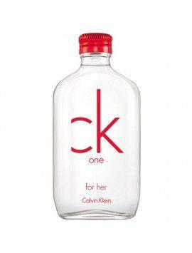 Calvin Klein CK ONE Red Edition for Her Eau de Toilette 50ml